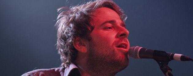 """Taylor Goldsmith, Leadsänger der US-amerikanischen Band """"Dawes"""""""