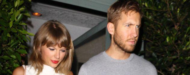 Taylor Swift und Calvin Harris, als sie noch ein Paar waren