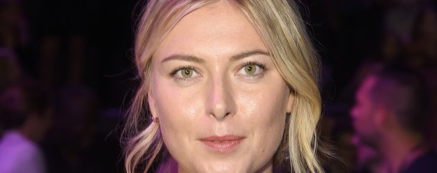 Tennis-Beauty Maria Sharapova