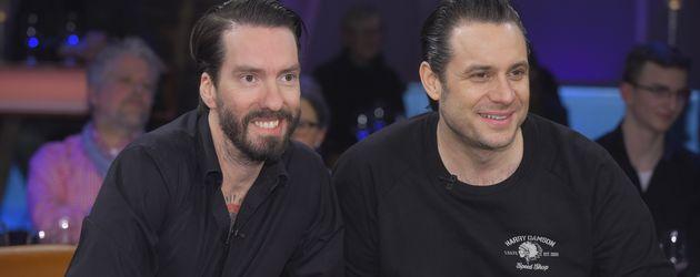 "The BossHoss in der ""NDR Talk Show"""