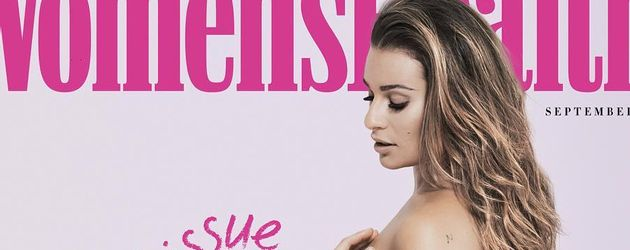 The Naked Issue: Lea Michele auf dem Cover der Women's Health