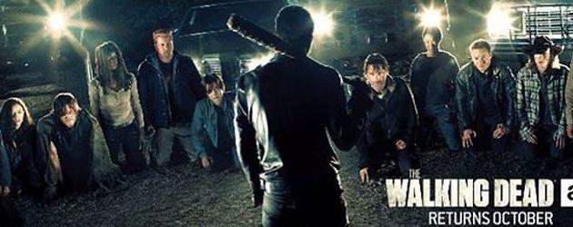 """The Walking Dead""-Plakat für Staffel 7"