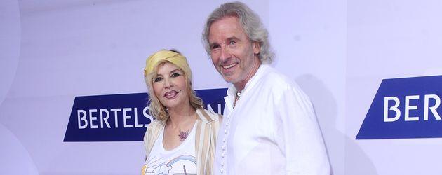 Thea und Thomas Gottschalk im September 2016 bei einer Veranstaltung in Berlin