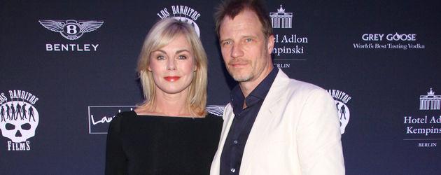 Saskia Valencia und Thorsten Nindel