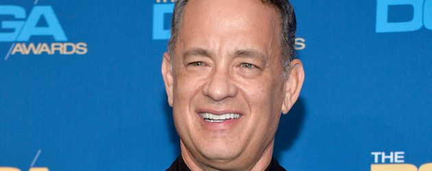 Tom Hanks im Januar 2014 in Hollywood