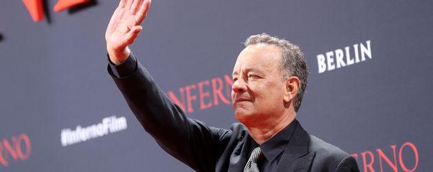 """Tom Hanks bei der """"Inferno""""-Premiere in Berlin"""