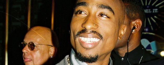 Tupac Shakur, Rapper