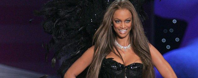 Tyra Banks für Victoria's Secret 2015