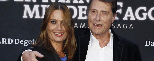 Udo Jürgens und Jenny Jürgens