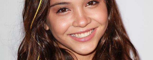 Vanessa Hudgens' Schwester Stella im Jahr 2011