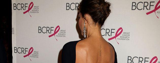 Victoria Beckham bei der Super Nova Hot Pink Party in New York