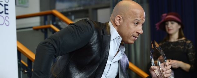 Vin Diesel bei den People's Choice Awards 2016