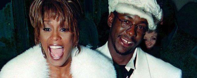 Whitney Houston, Bobby Brown und Bobbi Kristina 1999