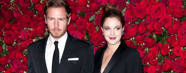 Will Kopelman und Drew Barrymore in New York