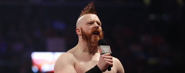 WWE-Superstar Sheamus