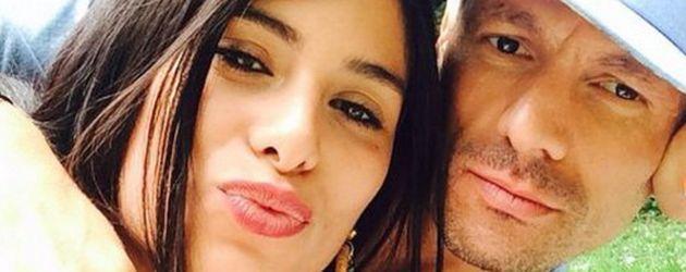 Khalid Boulahrouz und Yasmin Verheijen