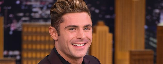 "Zac Efron bei ""The Tonight Show Starring Jimmy Fallon"""