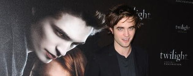 "Robert Pattinson bei der Filmpremiere zu ""Twilight"""